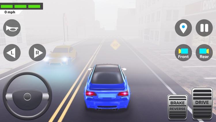 Car Driving School Simulator ! screenshot-3