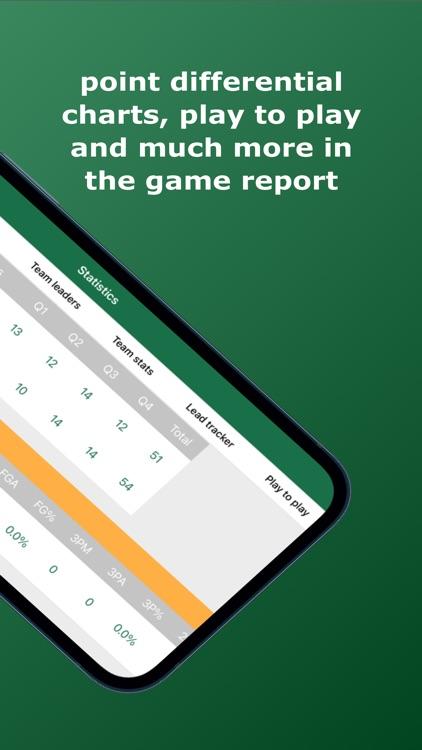 Basketball Stats Assistant screenshot-5