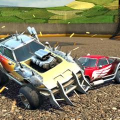 Car Battle Arena: Crash Derby!