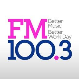 FM 100.3 KSFI Salt Lake City