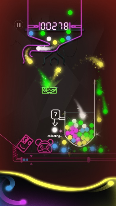 Bouncing Balls: Color Ball screenshot #4