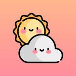 CuteWeather: weather widget
