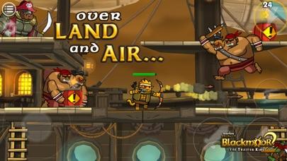 Screenshot from Blackmoor 2