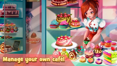 Dessert Chain: Cooking Story Screenshot 2