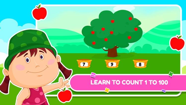 Math Games for Kids + screenshot-0