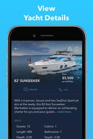 YachtLife | Yacht Charter - náhled