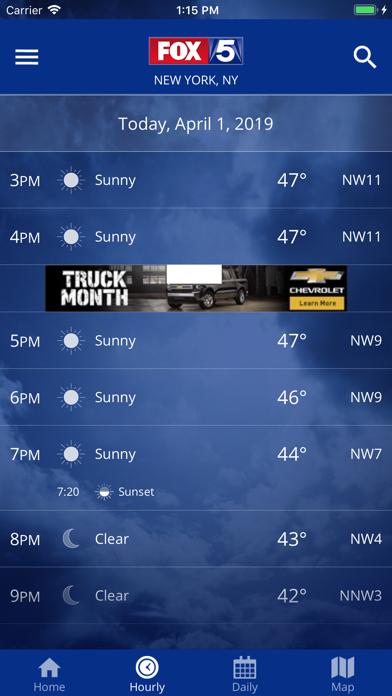 FOX 5: NY Weather & Radarのおすすめ画像3