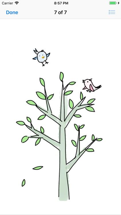 Whimsical Trees screenshot-7
