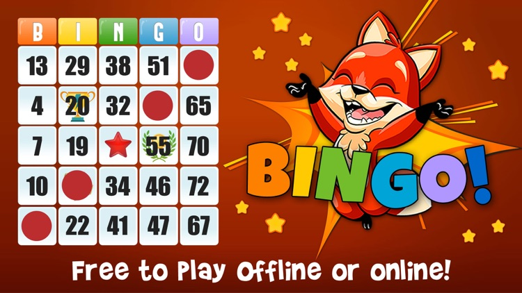 Bingo! Absolute Bingo Games screenshot-0