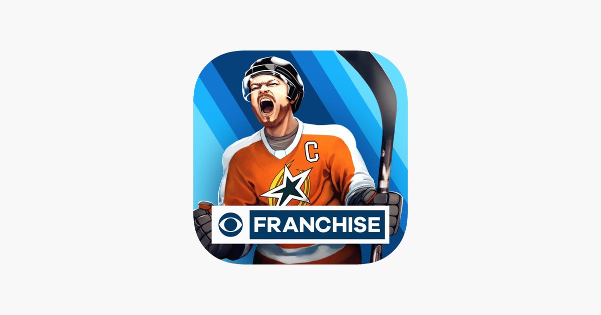 CBS Franchise Hockey 2018 On The App Store