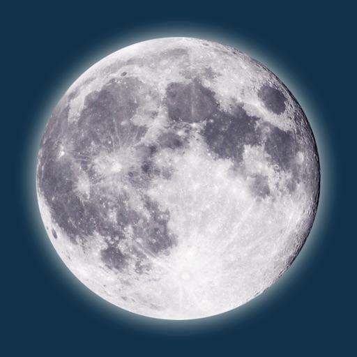 Sky and Moon phases calendar
