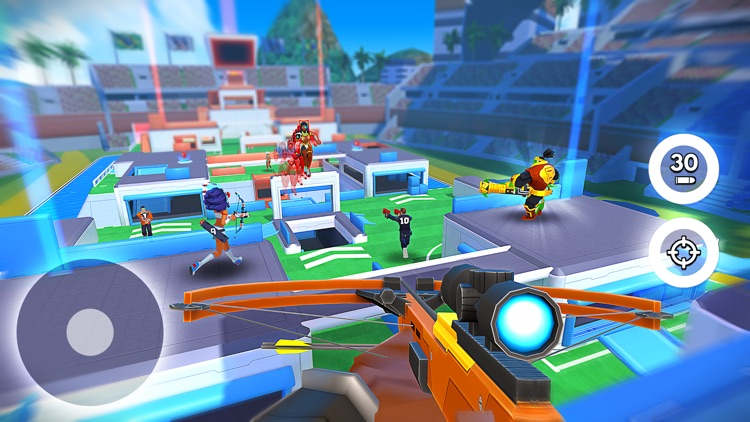 FRAG Pro Shooter screenshot-6