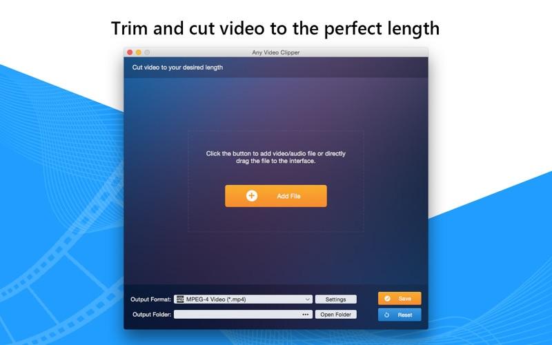 Any Video Clipper - Trim & Cut