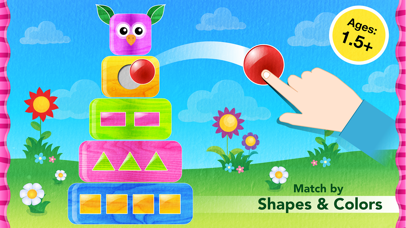 Toddler puzzles games for kids screenshot 3