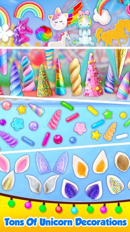Carnival Unicorn Ice Cream screenshot-3