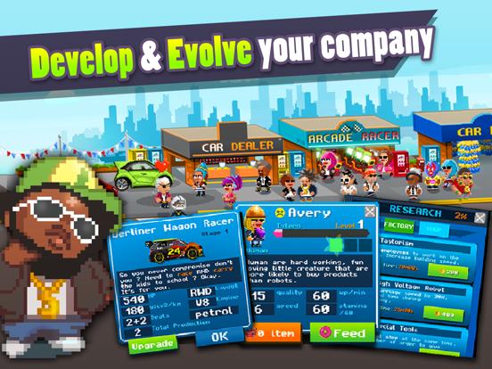 Motor World: Car Factory iPad app afbeelding 4