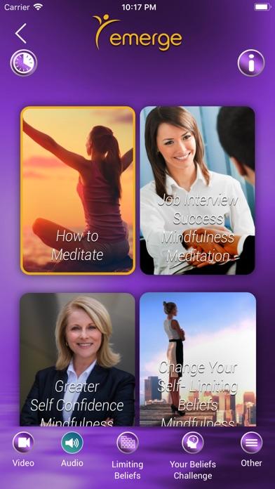 Screenshot for Empowered Women's Success Prog in Viet Nam App Store