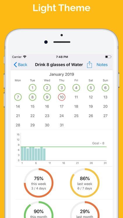 Habit Hub: Routine & Habits screenshot-7