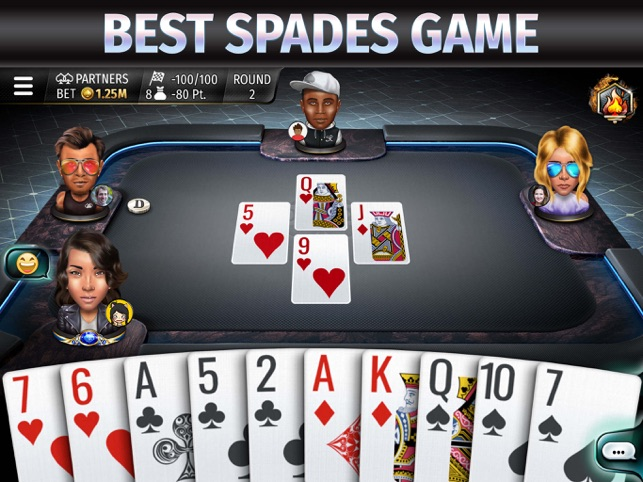 Spades For Real Money