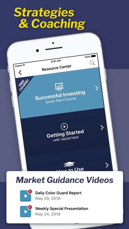 VectorVest Stock Advisory screenshot-7
