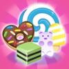 スイーツ飛ぶ : Idle Merge Sweet - iPadアプリ