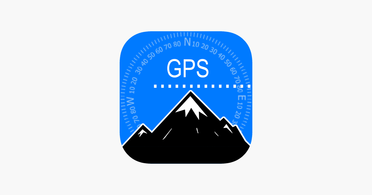 find my iphon altimeter gps speedometer on the app 4247
