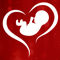 App Icon for My Baby Beat - coeur foetal App in Luxembourg App Store