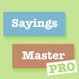 Proverbs & Sayings Master Pro