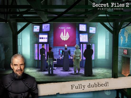 Secret Files 2: Puritas Cordis Screenshots
