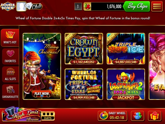 Free spins for doubledown casino