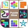 Puzzle Glow-All in One - iPadアプリ