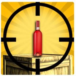 Flip Bottle Shooting