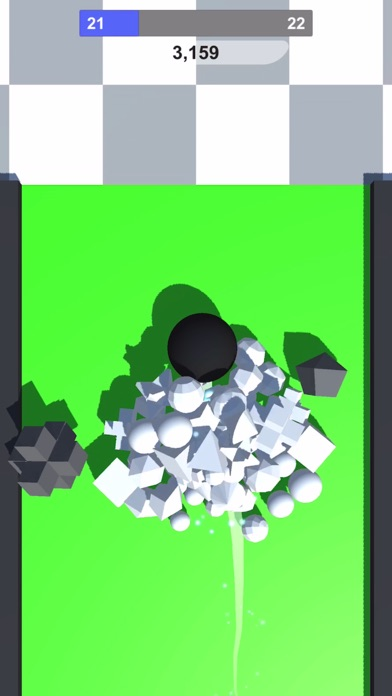 Magnet Ball - Waterfall screenshot 4