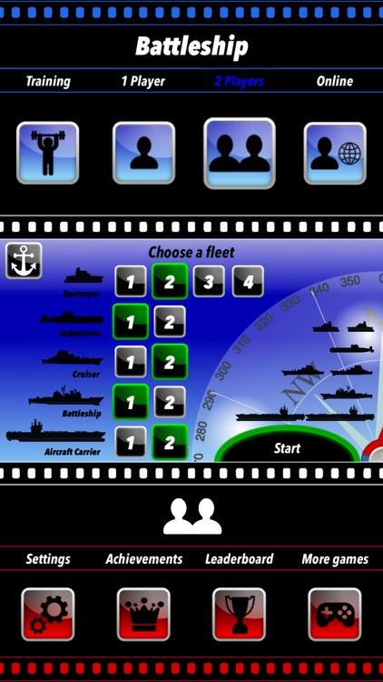 Battleship Board Game screenshot-3