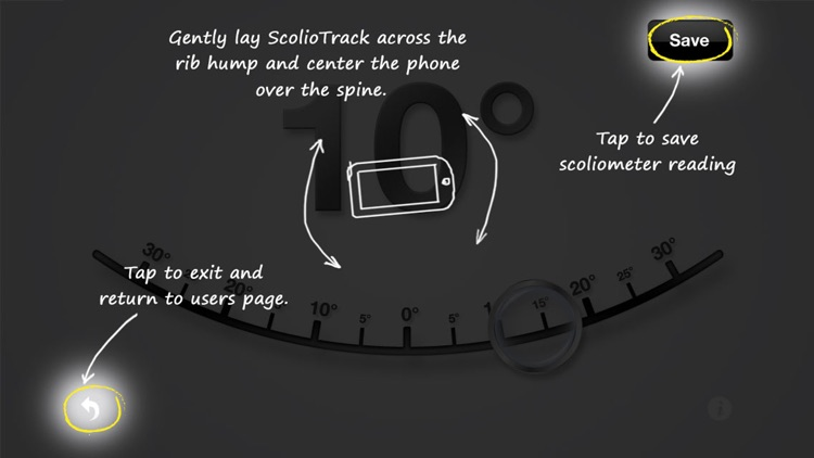 ScolioTrack screenshot-8