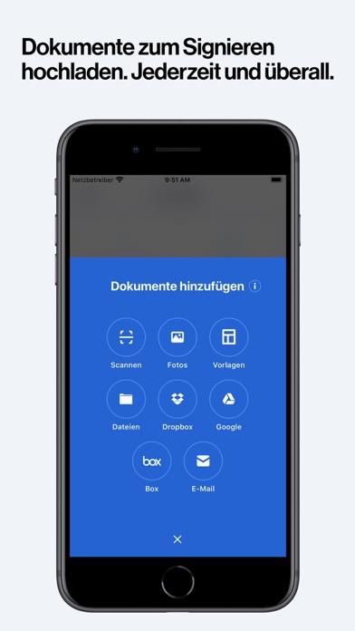 DocuSign: Unterlagen signierenScreenshot von 4