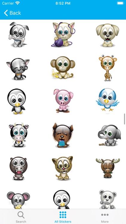 Emojis 3D - Animated Sticker screenshot-7
