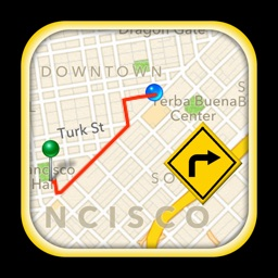 GPS Driving Route® Apple Watch App