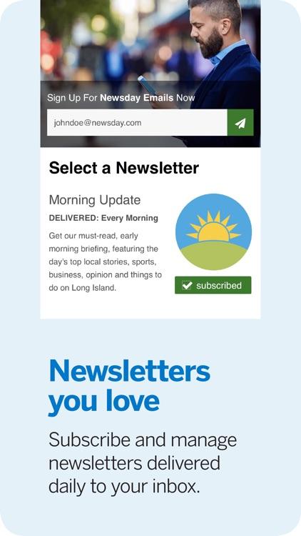 Newsday screenshot-4