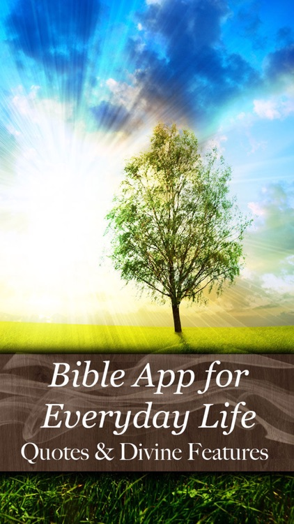 Bible App for Everyday Life