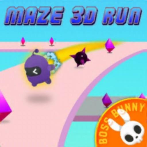 Maze 3d Run