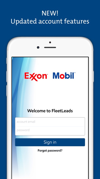 FleetLeads - Exxon Mobil