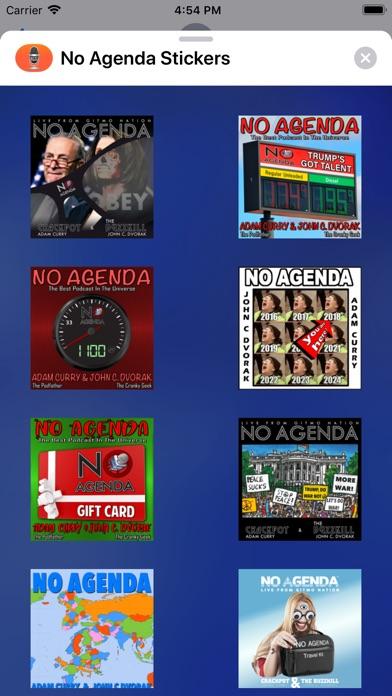 Screenshots for No Agenda Karma, Clips & More