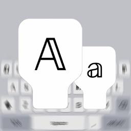 Fonts Key - Keyboard Fonts