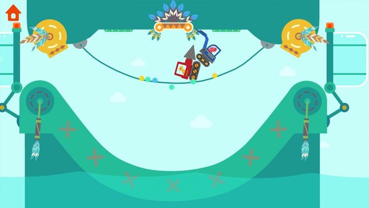 Dinosaur Smash: Bumper Cars screenshot-5