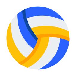 Ícone do app Volleyball Rotations