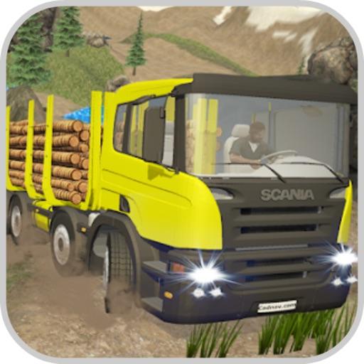 Truck Driver:OffRoad Cargo Sim