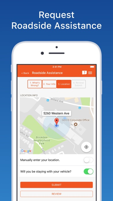 GEICO Mobile - Car Insurance - AppRecs