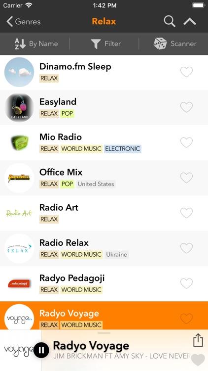 Radyo Kulesi - Turkish Radios screenshot-8