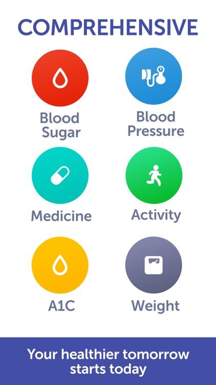 Glucose Buddy+ for Diabetes screenshot-6